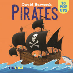 10 Pop Ups: Pirates