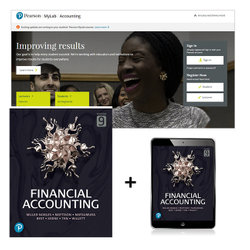 Financial Accounting + MyLab Accounting with eText