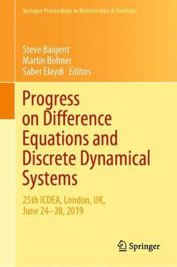 Progress on Difference Equations and Discrete Dynamical Systems