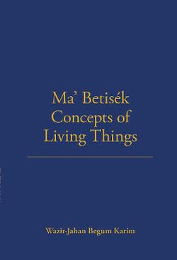 Ma' Betisek Concepts of Living Things