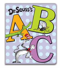 Dr Seuss's Board Book: ABC