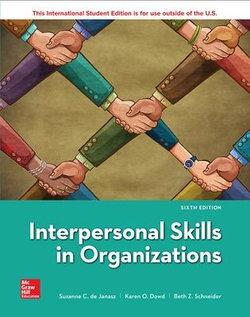 ISE Interpersonal Skills in Organizations