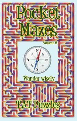 Pocket Mazes Volume 6