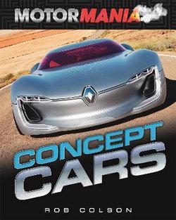 Motormania: Concept Cars