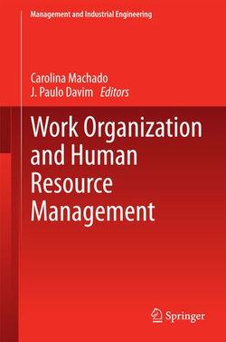 Work Organization and Human Resource Management