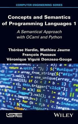Concepts and Semantics of Programming Languages 1