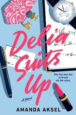 Delia Suits Up