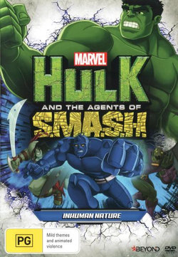 Hulk and the Agents of S.M.A.S.H.: Inhuman Nature