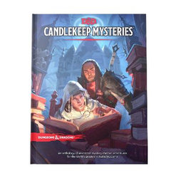 Candlekeep Mysteries (d&d Adventure Book - Dungeons and Dragons)