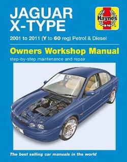 HM Jaguar X Type 2001-2011