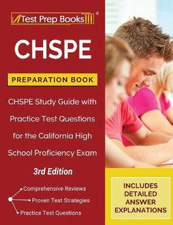 CHSPE Preparation Book