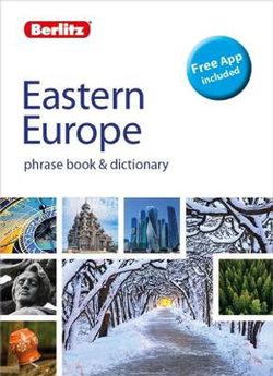 Berlitz Phrase Book & Dictionary Eastern Europe(Bilingual dictionary)