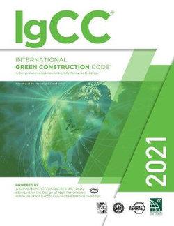 2021 International Green Construction Code