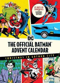 The Official Batman(tm) Advent Calendar