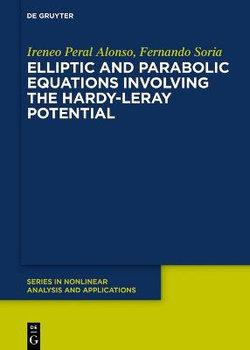 Elliptic and Parabolic Equations Involving the Hardy-Leray Potential
