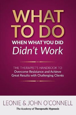 What to Do When What You Did Didn't Work