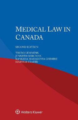 Medical Law in Canada