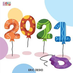 2021 - A kids new years book celebrating 2021