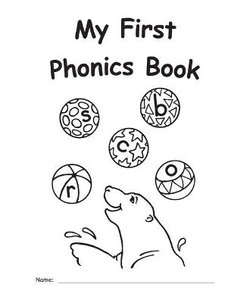 My Own Books(tm) My First Phonics Book, 25-Pack