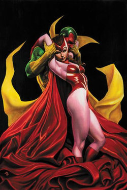 Vision and the Scarlet Witch - the Saga of Wanda and Vision TPB