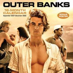 Outer Banks 16-Month September 2021-December 2022 Wall Calendar