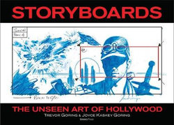 The Unseen Art of Hollywood Storyboards