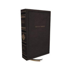 KJV Sovereign Collection Bible, Personal Size, Thumb Indexed, Red LetterEdition, Comfort Print: Holy Bible, King James Version [Black]