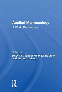 Applied Myrmecology