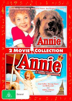 Annie / Annie: A Royal Adventure (1 Disc)