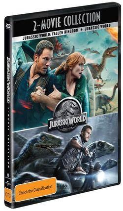 Jurassic World: 2-Movie Collection (Jurassic World: Fallen Kingdom / Jurassic World)