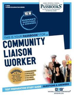 Community Liaison Worker, Volume 2976