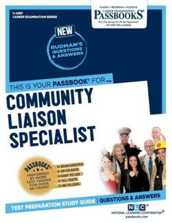 Community Liaison Specialist, Volume 4387