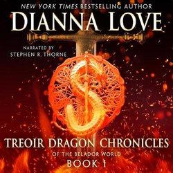 Treoir Dragon Chronicles of the Belador World: Book 1 LIB/e