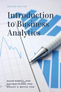 Introduction to Business Analytics, Second Editon