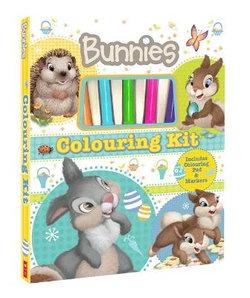 Disney Bunnies: Colouring Kit