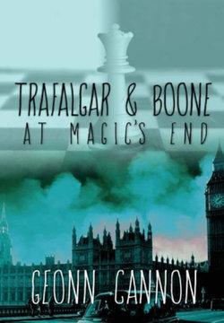 Trafalgar and Boone at Magic's End