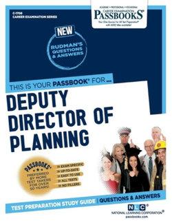 Deputy Director of Planning, Volume 1708