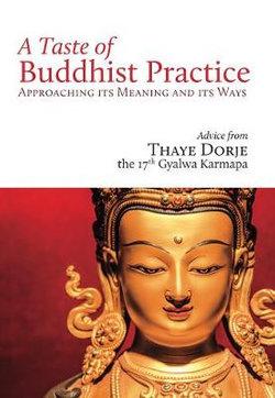 A Taste of Buddhist Practice