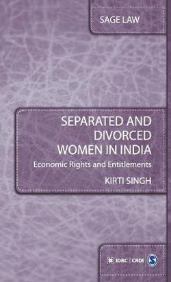 Separated and Divorced Women in India