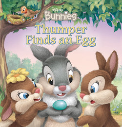 Thumper Finds an Egg (Disney Bunnies)
