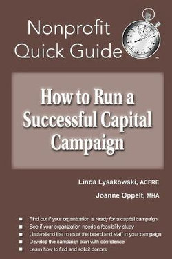 How to Run a Successful Capital Campaign