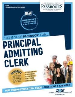 Principal Admitting Clerk