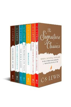 The Complete C. S. Lewis Signature Classics: Boxed Set