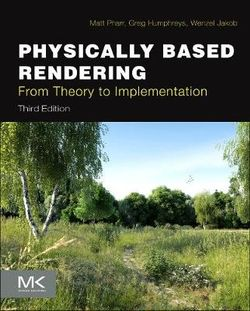 Physically Based Rendering 3e