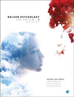Nelson Psychology VCE Units 1 & 2 Student Book with 4 Access Codes