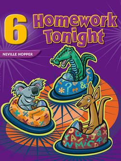 Homework Tonight: Book 6