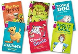 Oxford Reading Tree All Stars: Oxford Level 10 All Stars Pack 2 Pack Of 6