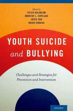 Youth Suicide and Bullying