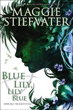 BLUE LILY, LILY BLUE #3