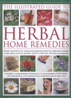 Illustrated Guide to Home Herbal Doctor